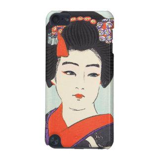 Portrait des beaux-arts de Japonais de Maiko Shuns
