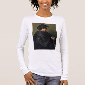 Portrait des campos de Galeazzo (1475-1536) T-shirt À Manches Longues
