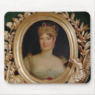 Portrait d'impératrice Marie-Louise de l'Autriche Tapis De Souris