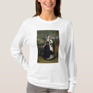 Portrait d'Isabel Parrena Arce T-shirt