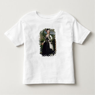 Portrait d'Isabel Parrena Arce T-shirt Pour Les Tous Petits