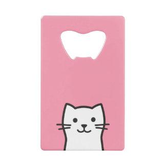 Portrait drôle de chat