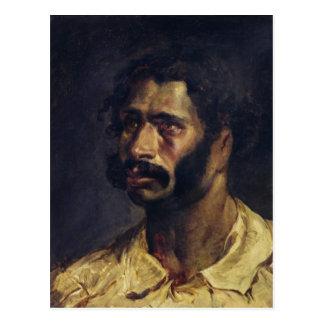 Portrait du charpentier 'du Medusa Carte Postale