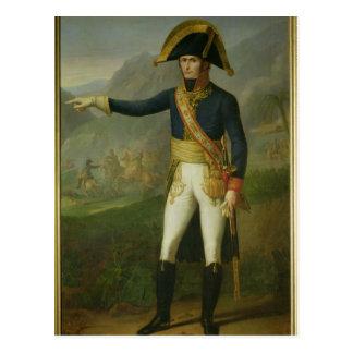 Portrait du Général Charles Victor Carte Postale
