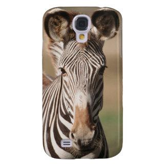 Portrait du zèbre de Grevy Coque Galaxy S4
