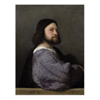 Portrait d'un homme, c.1512 cartes postales