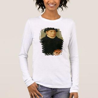 Portrait d'un jeune homme, 1528 t-shirt à manches longues