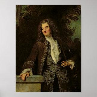 Portrait d'un monsieur, ou portrait en Jean Posters