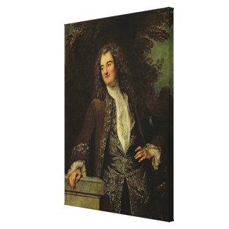 Portrait d'un monsieur, ou portrait en Jean Toiles