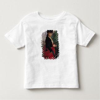 Portrait d'une femme espagnole t-shirt pour les tous petits