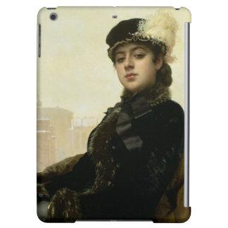 Portrait d'une femme inconnue, 1883