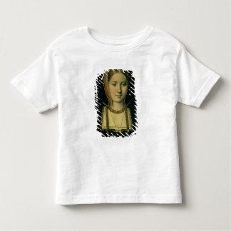 Portrait d'une femme, probablement Catherine T-shirt Pour Les Tous Petits