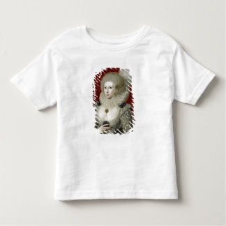 Portrait d'une femme, probablement coton de t-shirt pour les tous petits