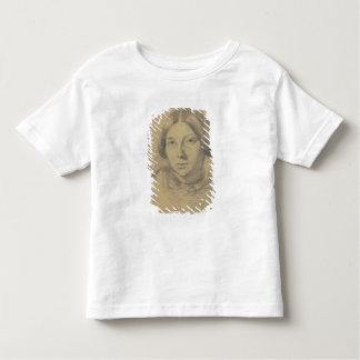 Portrait d'une femme, probablement George Sand T-shirt Pour Les Tous Petits