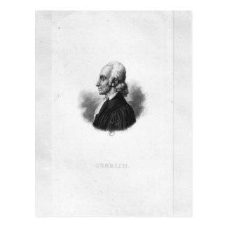 Portrait en Jean Frederic Oberlin Carte Postale