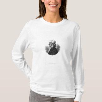 Portrait en Jean Frederic Oberlin T-shirt