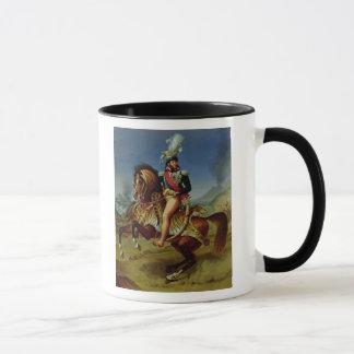 Portrait équestre de Joachim Murat 1812 Mug