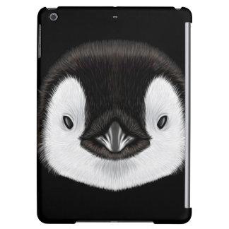 Portrait illustré de poussin de pingouin