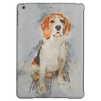 Portrait mignon de beagle