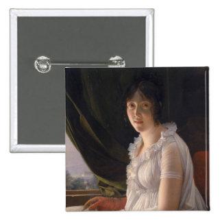 Portrait posé de Marie-Philippe-Claude Pin's