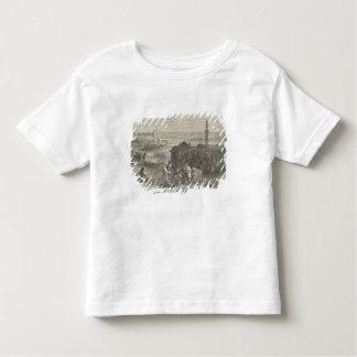 Ports étrangers de maïs, l'Alexandrie T-shirt Pour Les Tous Petits