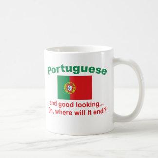 Portugais beau mug
