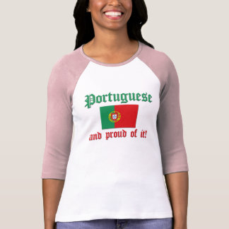 Portugais fier t-shirt