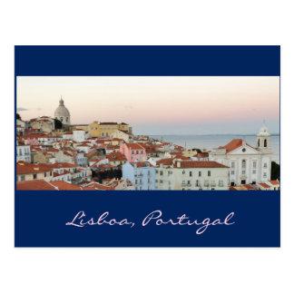 Portugais : Lisbonne, Portugal Carte Postale