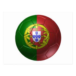 Portugal-balle Carte Postale