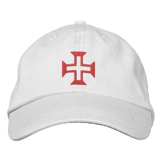 Portugal Football Casquette Brodée