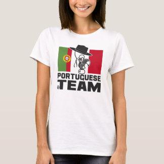 PORTUGUESE TEAM 2 Femme T-shirt