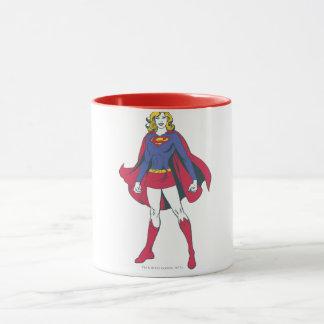 Pose 2 de Supergirl Tasse