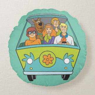 Pose 71 de Scooby Doo Coussins Ronds