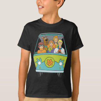 Pose 71 de Scooby Doo T-shirt