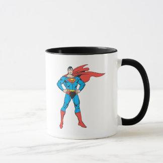 Pose de Superman Mug