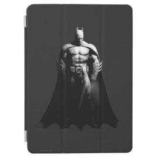 Pose large noire et blanche de la ville | Batman Protection iPad Air