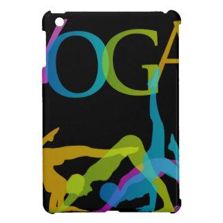 Poses de yoga coque pour iPad mini