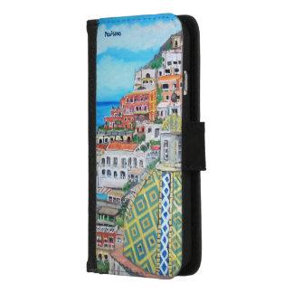 Positano - iPhone 8/7 caisse de portefeuille