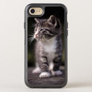 Position de chaton et strabisme coque otterbox symmetry pour iPhone 7