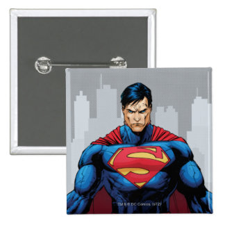 Position de Superman Badges