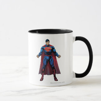 Position de Superman Mug