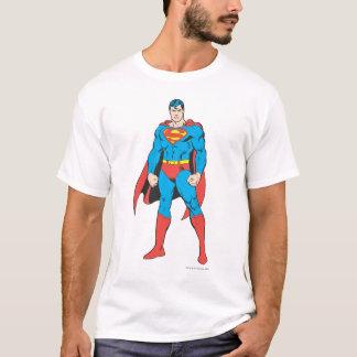 Position de Superman T-shirt