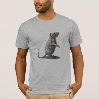 Position du rat sur le T-shirt