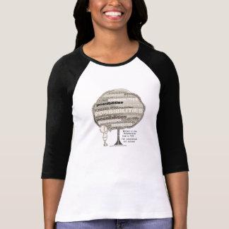 Possibilités sans fin t-shirt