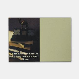Post-it® Amoureux des livres