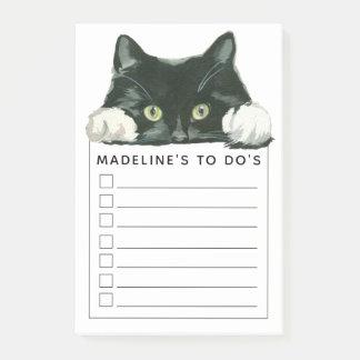 Post-it® Aquarelle douce Kitty | votre pour faire la liste