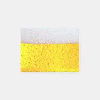 Post-it® Bière réaliste