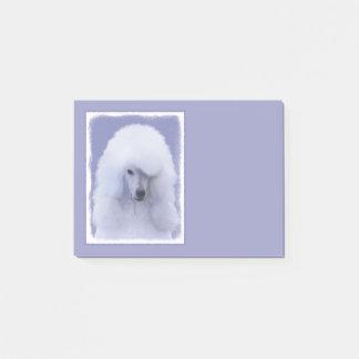 Post-it® Caniche standard (blanc)