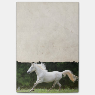 Post-it® Cheval blanc galopant