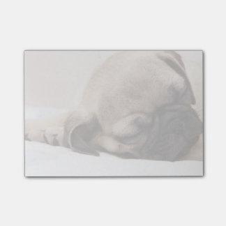 Post-it® Chiot dormant solidement